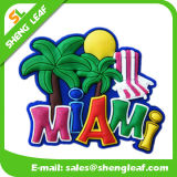 LogoカスタムAdvertizing Promotion Gifts第2 3D Soft PVC Fridge Magnet
