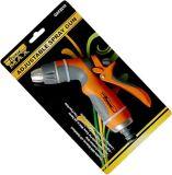 Pistola di plastica dello spruzzo d'acqua dell'ABS registrabile dello spruzzatore del giardino