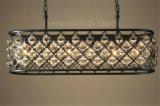Iluminación interior de la lámpara pendiente de la manera de la decoración de Phine con el cristal