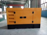 Ce Goedgekeurde Diesel van de Lage Prijs van de Fabriek Stille 15kw Generator (GDC19*S)