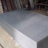 Geschweißter Maschendraht-Panel-Zaun für das Gebäude verwendet
