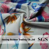4070nylon Spandex Satin Printing Fabric для Sportswear