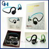 2016 Higi Hete Verkoop hv-600 de Stereo Draadloze Hoofdtelefoon Bluetooth van Sporten CSR4.0 met MP3 Speler