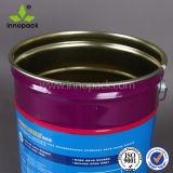산화 저항 인쇄된 금속 페인트 물통