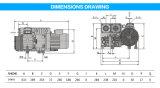 China-Hersteller-Drehleitschaufel-Vakuumöl-Saugpumpe