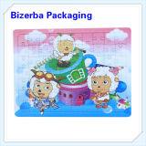Promotioanl kundenspezifische Kind-Ausbildungs-Tischlerbandsäge Puzzzle