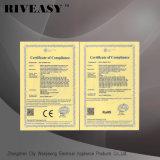 5W 2.5 programa piloto integrado de la lámpara SMD Ce&RoHS del proyector de la pulgada LED Downlight de oro
