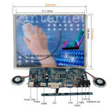 """10.4 """" TFT LCD SKD y monitor del marco abierto con la pantalla táctil"""