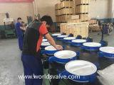 Teflon-PTFE ausgekleidetes Oblate-Drosselventil mit Cer ISO Wras genehmigt