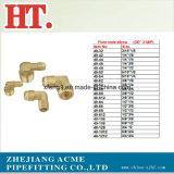 Amerikanisches Messingaufflackern passendes männliches Ebow (Außendurchmesser '' X MIPSs)