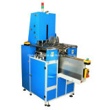 Semiautomático Cubierta-en la máquina de la cubierta de la máquina/del libro (YX-360SK)