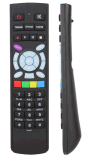 Fernsehapparat-Kasten STB Sat DVB Ott IPTV LCD LED Fernsehapparat Fernsteuerungs