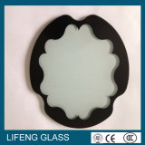 Low-E/Tempered/Toughened libero Float Silk Screen Printing Glass per Home Appliance