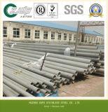 Труба трубопровода безшовной стали изготовления ASTM 410