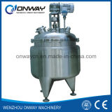 Pl Factory Price Agitator Stirring Jacket Emulsification Stainless Steel Tank para Mixing