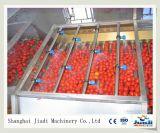Puré do tomate que faz a máquina