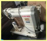 Verwendete einzelne Nadel-Pfosten-Bett-Antriebsrollen-Zufuhr-Nähmaschine (CS-8810)