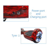 Nieuwe Producten 2016 Kleur van de Vlam van de Autoped van Hoverboard van 2 Wiel de Elektrische