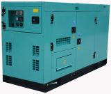 generatore insonorizzato silenzioso a basso rumore del diesel di potenza di motore di dB 120kw/150kVA