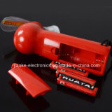 Mini Hand Held luz LED arriba del ventilador para los regalos de promoción (3509)