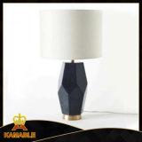 Gewebe-Hauptdekoration Moder Tisch-Lampe (KAT6097)