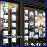 Painel de LED para Real Estate Window Ceiling Crystal LED Light Box