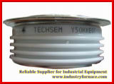 Участок Control Thyristors Y60kk для Induction Furnace