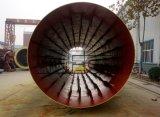 Haut dessiccateur rotatoire en bois de la performance 1.8*12m