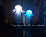 Partei-dekorativer aufblasbarer Qualle-Ballon mit freiem Gebläse