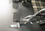 Rollstuhl Restraint System für Fixing Wheelchair During Bus Runing (X-801-1)