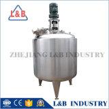 ステンレス鋼の蒸気暖房の混合タンク