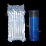 Transparante lucht-Kolom PE/PA Verpakkende Zak voor Kussen