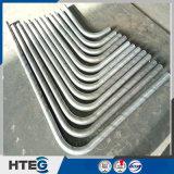 Échangeur de chaleur de tube de serpent pour la chaudière industrielle