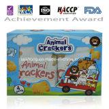 Biscoito Shaped animal do sabor de leite para crianças