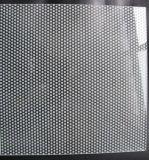Vidrio Tempered de la impresión de la pantalla de seda con el crisol blanco