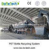 Überschüssige Plastikaufbereitenzeile Haustierscarps-Waschmaschine