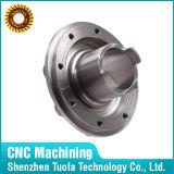高精度CNCのLEDランプのための機械化のアクセサリの部品