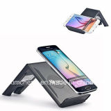 Qi Wireless Charger Transmitter 3 Coils Holder Stand per il iPhone Tablet/di Phone noi