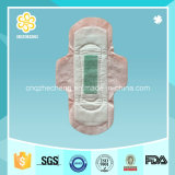 Mooncare Brand Name Wholesale Anion Sanitary Towel mit Negative Ion