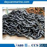 海洋のStudlinkの鋼鉄アンカー鎖