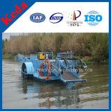 Lieferantwasserweed-Erntemaschine-/Wasser-Hyazinthe-Erntemaschine