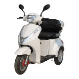 De Elektrische Driewieler van de Rem van de schijf, de Elektrische Autoped van 3 Wielen voor Gehandicapte of Oude Mensen (tc-022A)