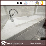 Stone moderno Solid Polished Surface Bathroom Vanity Top con lo SGS Certificate