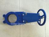 Запорная заслонка ножа En588-1 Dn50-Dn600