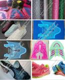 袋、靴甲革、ファブリック、衣服等のための高品質TPU/Kpuカバー成形機