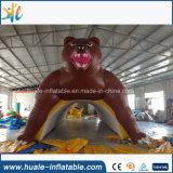 Tente gonflable de l'ours 2016 géant, chapiteau gonflable pour des événements d'usager