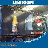 PVC di rinforzo Canvas Tarpaulin per Truck Cover di Customized Sizes
