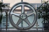 20 [إينش] [20إكس8.520إكس9.5] سيدة يدحرج سبيكة ألومنيوم عجلات سبيكة حافّة [أبرتس] ذاتيّ يتسابق عجلات سوق عجلات