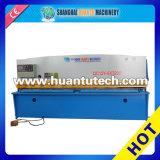 QC12y CNC 유압 깎는 기계 가격