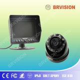 Tela do LCD com a câmera do carro para resistente